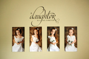 Its A Girl Quotes. Daughter Sayings And Quotes. View Original ...