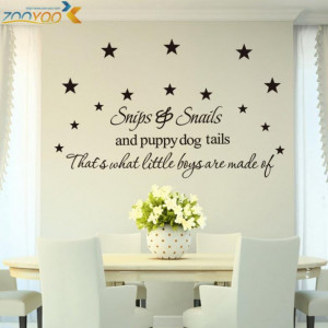 happy family quote wall decal zooyoo8222 livingroom wall stickers home ...