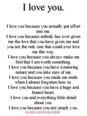 Love You Quotes For Him From The Heart (10)