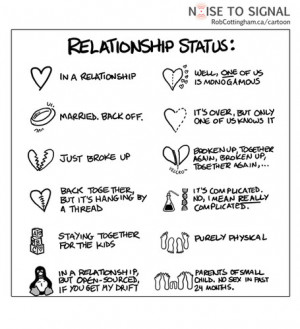 You're Into A Lifetime Relationship