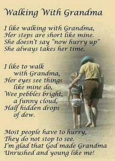 grandma s love more grandma gifts grandma quotes inspiration walks ...