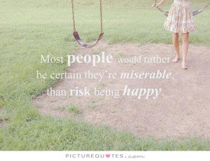 Miserable Quotes