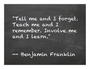 Teacher Quotes...