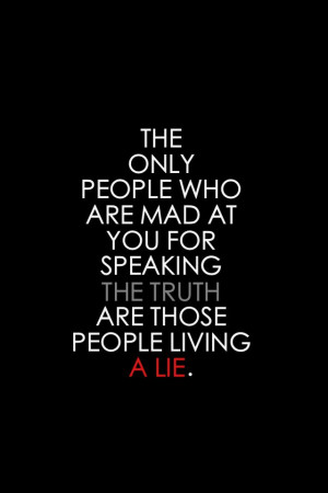 Lying To Yourself Quotes By stop lying to yourself.