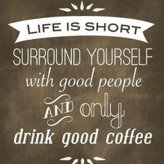 Friday Coffee on Pinterest