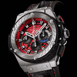 "The Watch Quote: Photo - Hublot F1â""¢ King Power Austin"