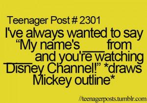 disney channel, funny, haha, kid, lol, teen, teenager