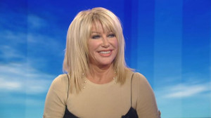 Suzanne Somers wants a