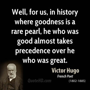 Victor Hugo History Quotes
