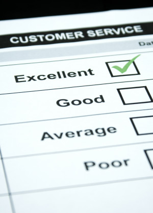Excellent Customer Service Quotes I was sitting with a client