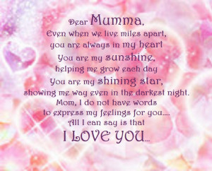 Mother The Sunlight Under Whose Blessings Child Blossoms
