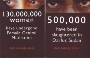 quotes darfur