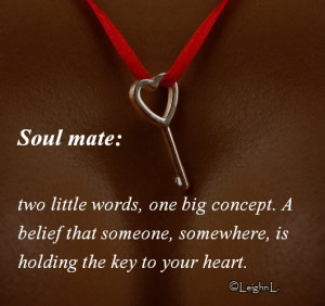 Your Soul mate: