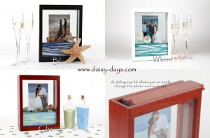 unity sand ceremony photo frame - Yahoo! Search Results