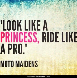 Famous Motorcycle Quotes Sayings