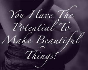 Motivation Monday – You Have The Potential