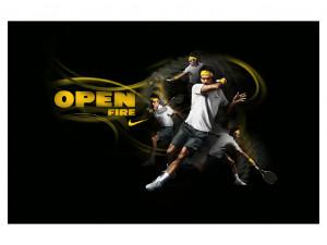 Nike tennis wa
