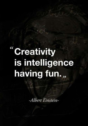 Einstein quote quotes creativity intelligence