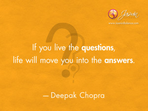 jasmin balance inspirational quote by deepah chopra