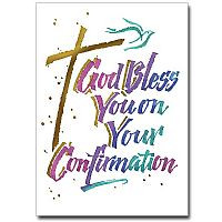 Confirmation Cards, Buy Christian Greeting & Thank You Cards Online