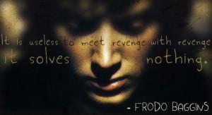 frodo quote