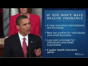 Obamacare in Obama's Words