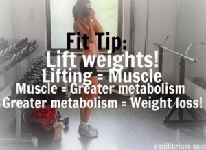 lifting quotes for women many women are now weight weight lifting ...