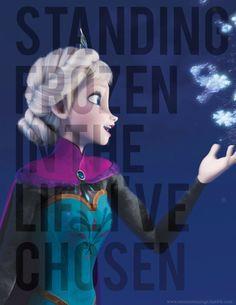 Elsa the Snow Queen - Disney's Frozen