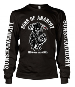 Sons Of Anarchy - Redwood Original Long Sleeve T-Shirt