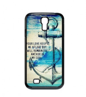 Free shipping Great Anchor Quotes Cases Accessories for Samsung Galaxy ...