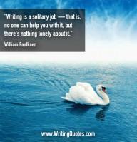 quotes solitary job faulkner quotes on writing william faulkner quotes ...