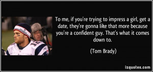 Tom Brady Quotes Authors American Authors Facts About 8