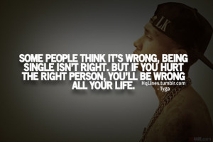 Hqlines tyga Life Love Sayings Favim 506250 Tyga Quotes About Life