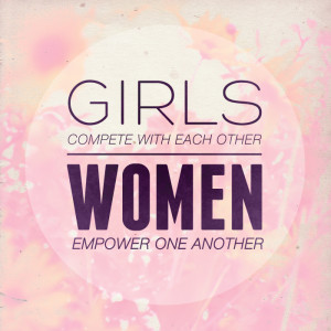 Girls Compete. Women Empower.