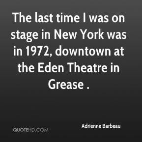 Adrienne Barbeau Top Quotes