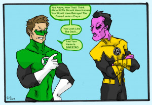 Green Lantern: What The Hal? by TheMonkeyYOUWant