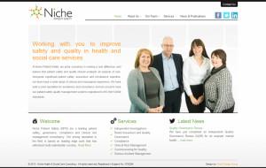 www nichepatientsafety co uk