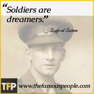 Siegfried Sassoon Biography