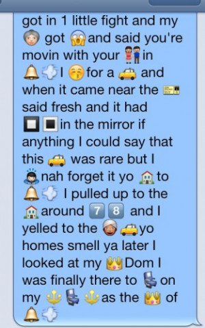 emoji masterpieces that'll make your texts look boring