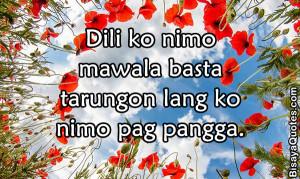 bisaya love quotes bisaya sad quotes bisaya quote 14450 posted in