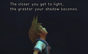 Kingdom Hearts Quotes Sora Kingdom hearts is one of the