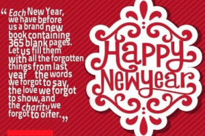 Here's to a wonderful start 2014!! Happy New Year!