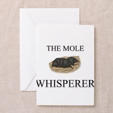 Mole Day Greeting Cards