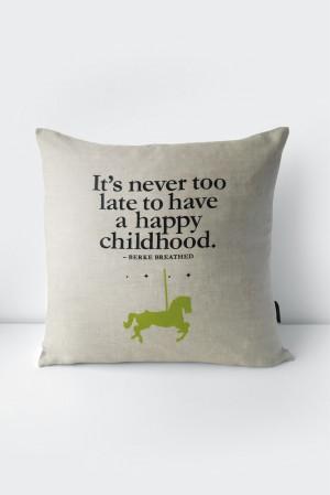 Happy Childhood Quotes