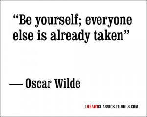 quotes quote Oscar Wilde