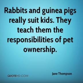 Guinea Pig Quotes