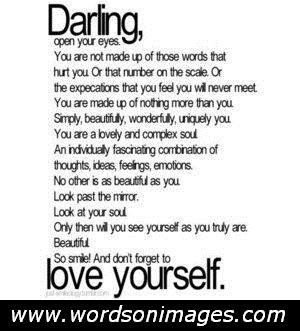 Loving yourself q...
