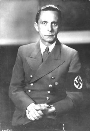 Ciencias: Paul Joseph Goebbels / El marketing social.