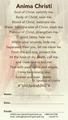 Catholic Artwork - First Holy Communion Prayer Card, $0.25 (http://www ...