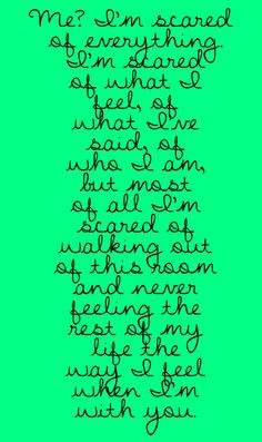 Quotes Life, Quotesmi Thoughts, Baby Quotes, Feelings Scared Quotes ...